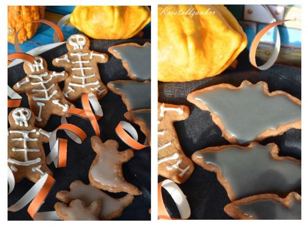 Schaurig schöne Halloween Kekse