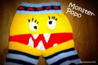 Monster-Popo Hose