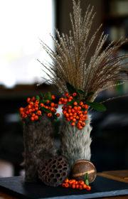 Kuschelige Vase