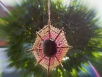Kastanienspinnen basteln