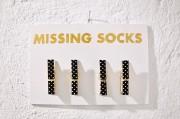 Vermisste Socken?
