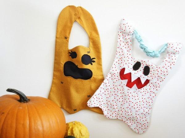 Gruselige Halloween Geister Tasche
