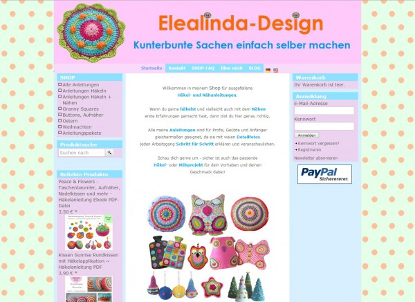 Elealinda-Design Downloadshop