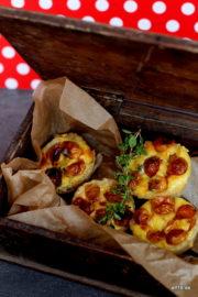 {lecker: } Trauben-Tartlets und ein süßes Giveaway