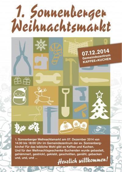 1. Sonnenberger Weihnachtsmarkt