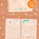 HALLO BABY! / Schwangerschaftstagebuch A5