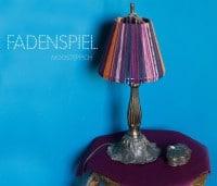 Fadenspiel im Jugendstil - Ein Lampenschirm