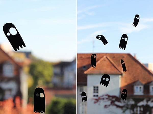 Geisterstunde: easy-peasy Halloween Deko