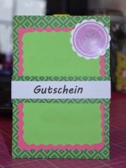 DIY - Karten, Einladungen & Gutscheine