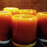 Herbst im Glas: Kürbis-Apfel-Marmelade