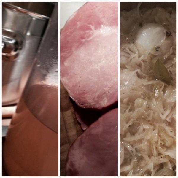 Wer im Sommer Kappes klaut, hat im Winter Sauerkraut…Nachtrag