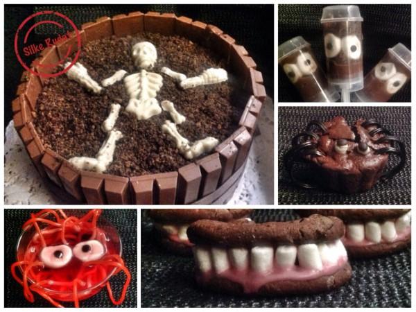 Last Minute Halloween Snack Ideen