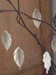 Blätter aus Blättern?!!