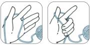 Basic Stricken: Maschenanschlag