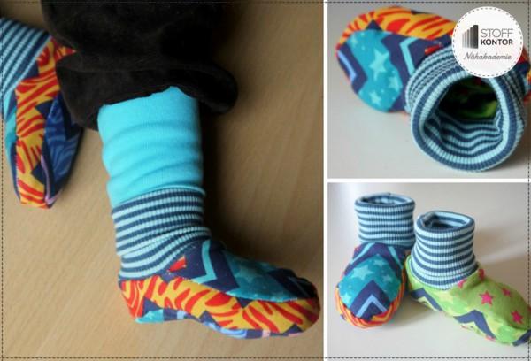 Farbenfrohe Tippy Toes 2.0 zum Wenden