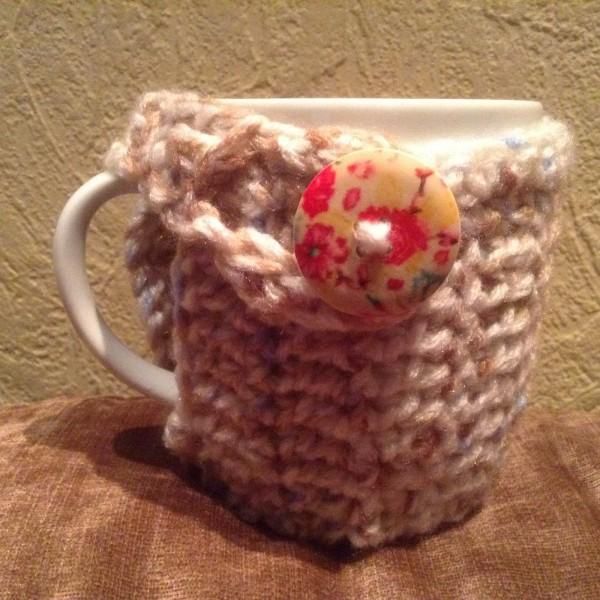 Tassen Und Becherwärmer Häkeln Handmade Kultur