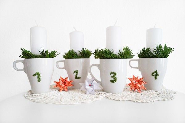 minimalistischer Advent