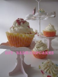 Bade-Cupcake Tutorial