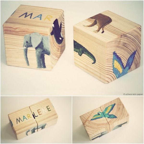 Holzspielzeug selbstgemacht