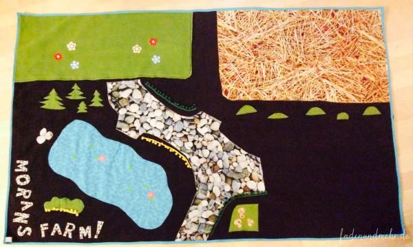 Spielfreude mit der Bauernhof-Decke