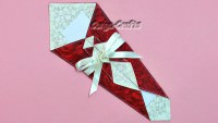 DIY - Noshi Geschenkumschlag nähen