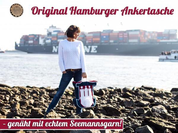 Original Hamburger Ankertasche