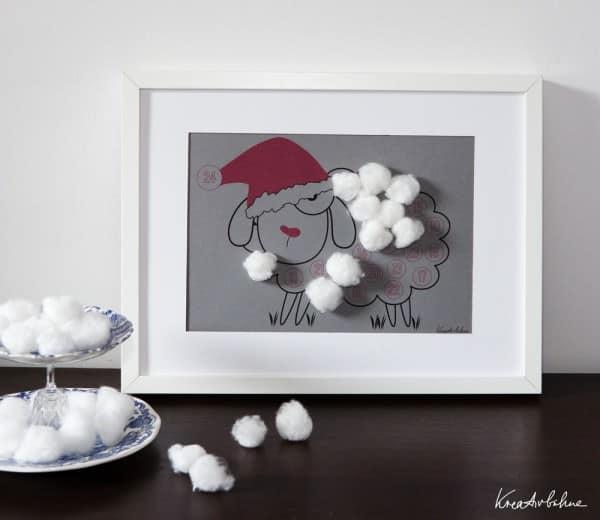 5 Minuten-Weihnachtskalender (Freebie)