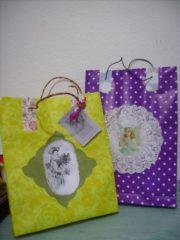Weihnachten-Geschenktaschen