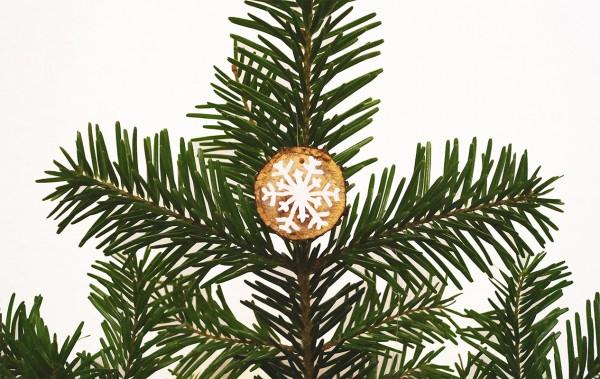 Schmuck für den Weihnachtsbaum