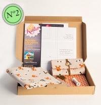 DIY Kit N°2: Das Portemonnaie