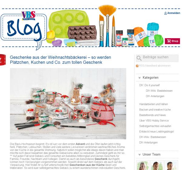 Blog VBS-Hobby.com