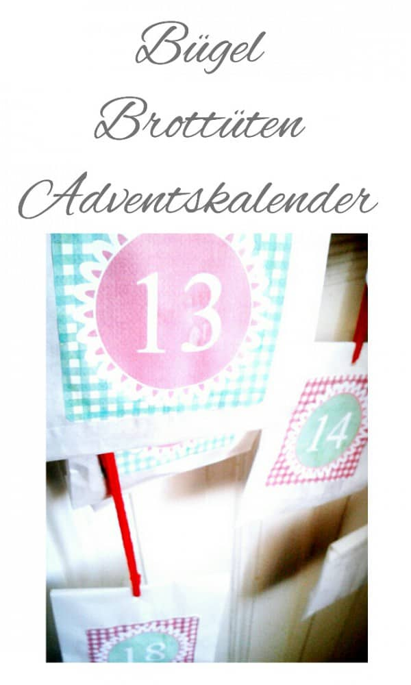 Last-Minute-Bügel-Brottüten-Adventskalender