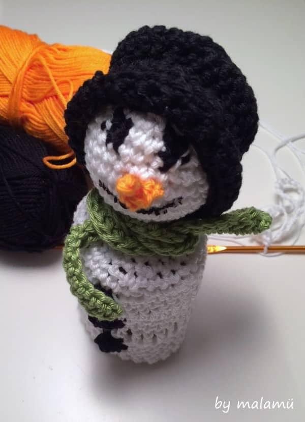 Adventskalender DIY  - Mister Snowman!