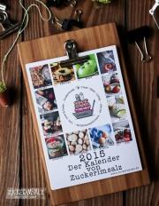Mein Zuckerimsalz Kalender 2015