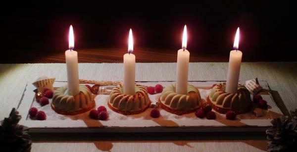 Cupcakes Kerzenhalter