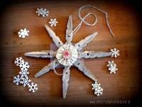 DIY Weihnachtsstern