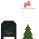 Freebie Anhänger zum Ausdrucken für Weihnachtsgeschenke