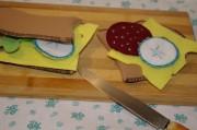 Ein Pausenbrot für die Kinderküche