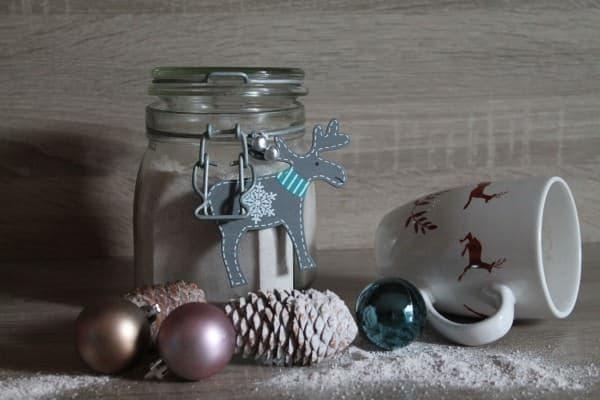Weihnachtscappuccino