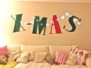 X-Mas Wallpaper - perfekte Weihnachtsdemo für kleines Geld
