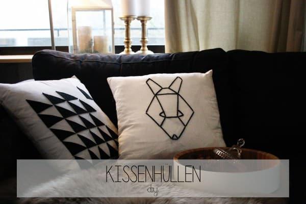 DIY Kissen