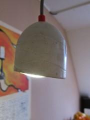 Lampen aus Beton