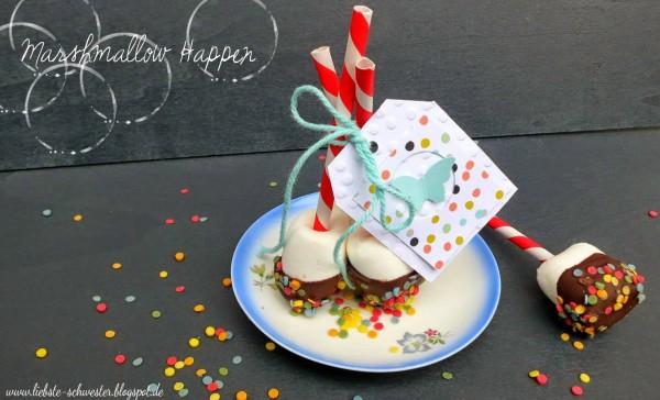 Marshmallows, die nicht nur Kinder lieben sie!