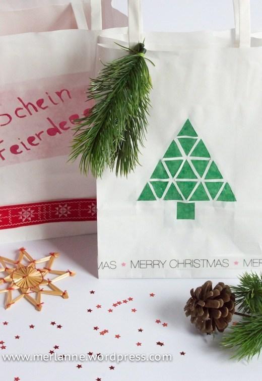 Bezaubernde Geschenketüten - einfach selber machen