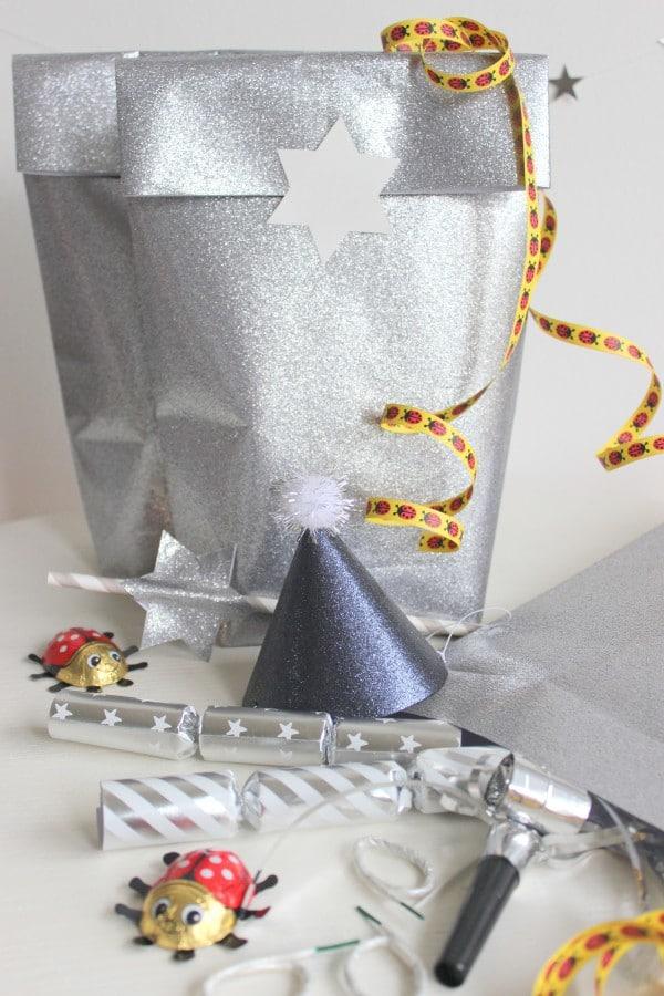 Silvester-Partytüten