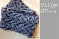 Wollige Wärme: Loop-Schal