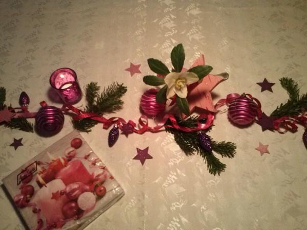 Girlie-Weihnacht