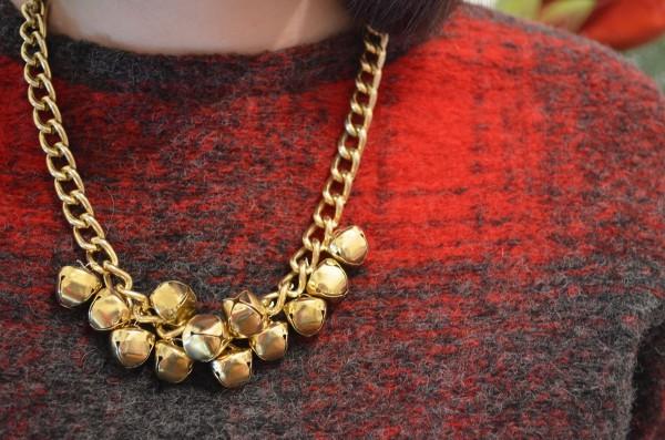 Jingle bells: Schellende DIY-Kette