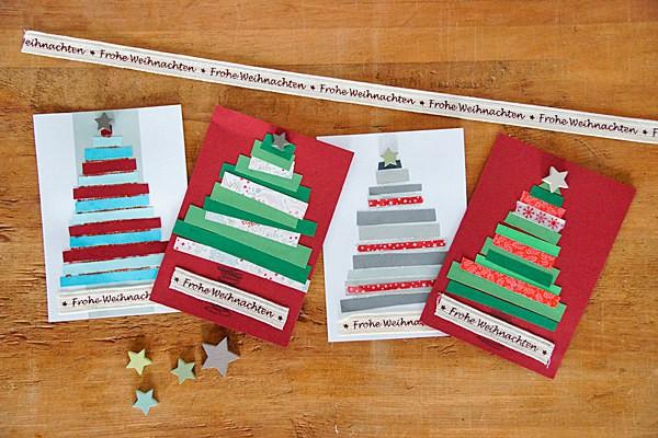 Oh Tannenbaum-Weihnachtskarten