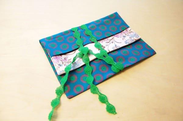Schnelle Geschenketasche
